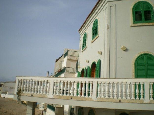 Ragusa.  Tratto dai Film di' Il Commissario 'Montalbano'. Oggi b&b, si trova a Punta Secca, frazione di S. Croce C.,Ragusa