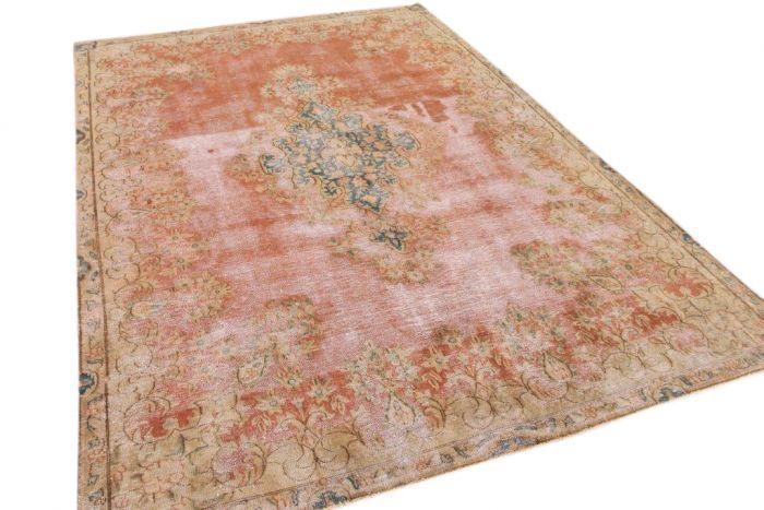 Vintage vloerkleed, 309cm x 213cm | Rozenkelim.nl - Groot assortiment kelim tapijten