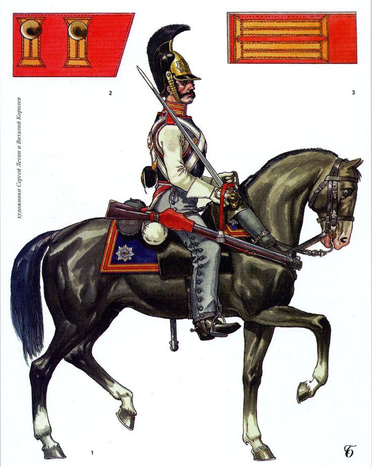 "Studio ""Siberia"" forum --- Forum: Napoleonic wars / Наполеоновские войны --- Thread: Russian Guard. Heavy cavalry."