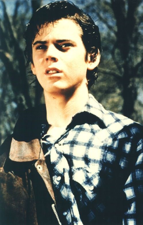 C Thomas Howell Starring As Ponyboy Curtis In The