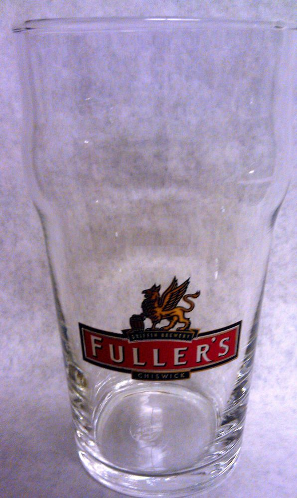 "Made in the UK. #Fuller's. Makers of the very famous London Pride beer as well as many others. Just select the ""Buy It Now"" tab! Highly Collectible. Excellent for displaying or drinking from. 