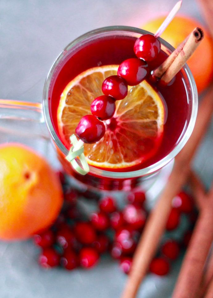 17 Boozy Crock Pot Cocktails