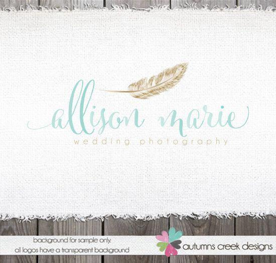 © design, wording & photos are copyright autumns creek 1.20.2014 ♡ item ♡ [allison marie] - a hand drawn feather with your name in a script font. the color of the feather as well as text color can be changed. i can change it to whatever color you want. additional circular file (feather and initials) is included solid white and solid black watermark included! ♡ changes included ♡ i will gladly change the name and if you want, the colors. ♡ files included ♡ your files will be sent in 5 ...