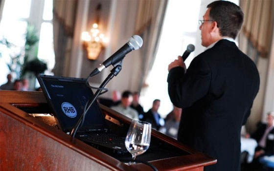"""Dave Howlett has worn several """"hats"""" over the last 25 years as: a naval officer, a scuba instructor, a sales executive and a motivational speaker.    He is the founder and managing director of a company that teaches the """"Real Human Being"""" philosophy on sales, networking and communicating.    The RHB Code:  1. Assume everyone is intelligent.  2. Have a passion for what you do.  3. Get over yourself!"""