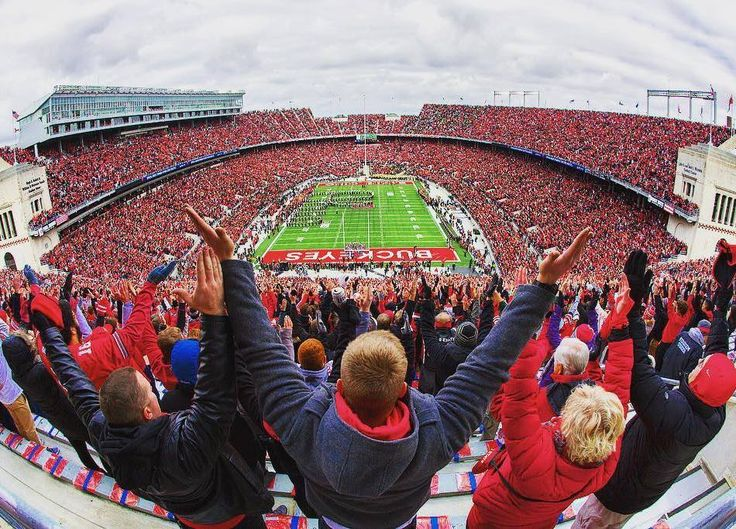 Ohio Stadium - Arenas & Stadiums - Reserve a good seat where you can see up close your favorite player while playing in the middle of Ohio Stadium