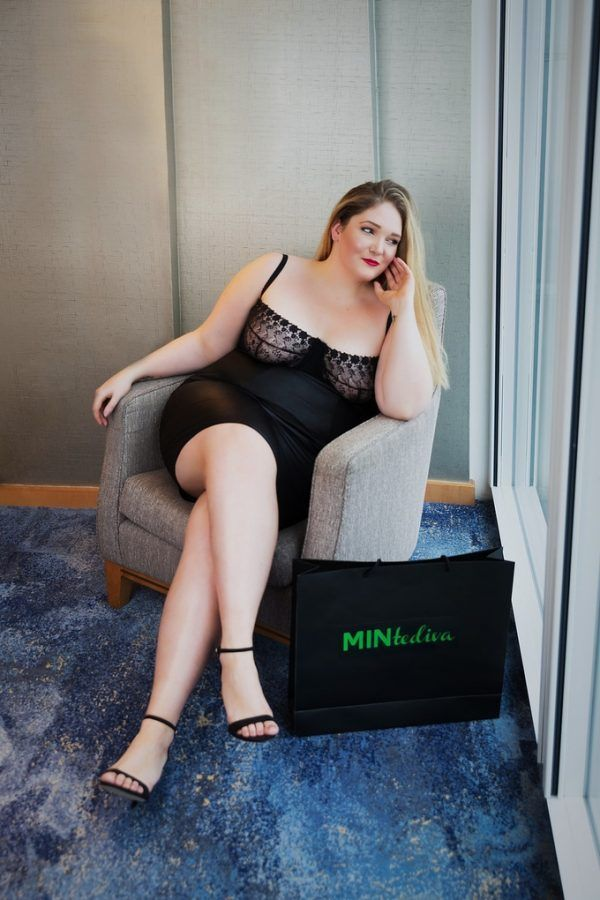 You Oughta Know: Mintediva- A UK Plus Size Lingerie Line & Boutique http://thecurvyfashionista.com/2017/04/plus-size-designer-mintediva/ Made in the UK with luxurious fabrics, this stunning plus size lace reveal corset will have you feeling like the goddess you truly are! Today's spotlight lands on UK based plus size boutique and label, Mintediva! With the help of kickstarter, they look to bring an elevated perspective on plus size lingerie and eveningwear.