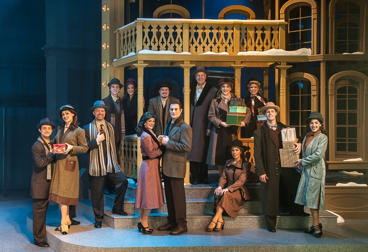 NEW in 2012 - Enjoy the musical adaptation of this popular Christmas story - It's A Wonderful Life! Located in Red Gold Heritage Hall, this is a must-see at #SilverDollarCity!