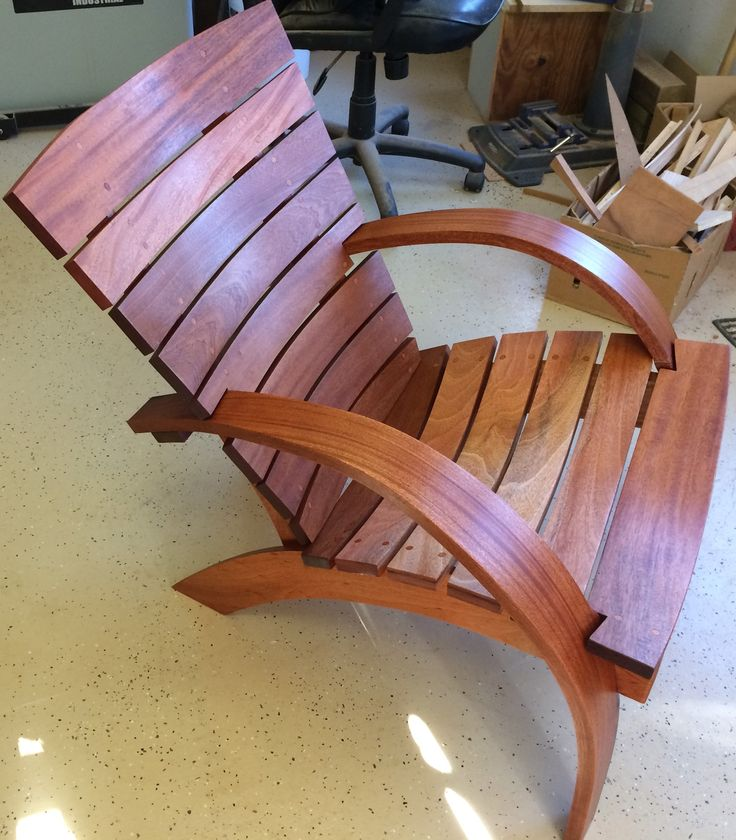 My Garden Chair - Reader's Gallery - Fine Woodworking