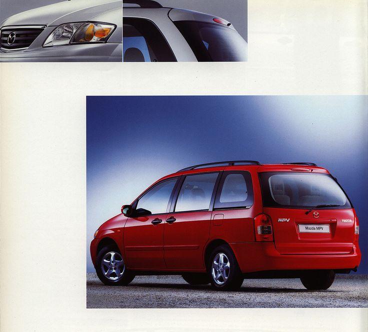 https://flic.kr/p/GZwoxe | Mazda MPV; 1999_2