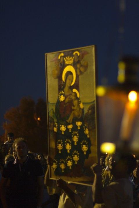 Madonna di Custonaci  Photo courtesy of A. Landolina