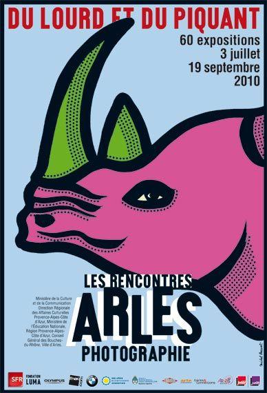 60 EXPOSITIONS DE PHOTOGRAPHIE DU 3 JUILLET AU 19 SEPTEMBRE Les Rencontres d'Arles 2010 proposent six promenades : une argentine, une rock, une argentique, une avec les amis de la Fondation LUMA, une en forme …