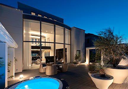 海を見晴らすリゾートハウス 建築実例 高級注文住宅│アーネストアーキテクツ