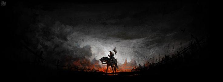 Kingdom Come: Deliverance - game artworks at Riot Pixels