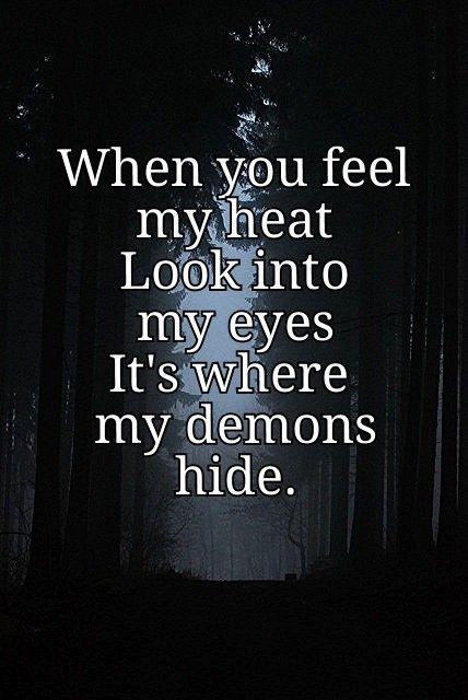 Demons by Imagine Dragons! | Hipster Stuffs | Pinterest