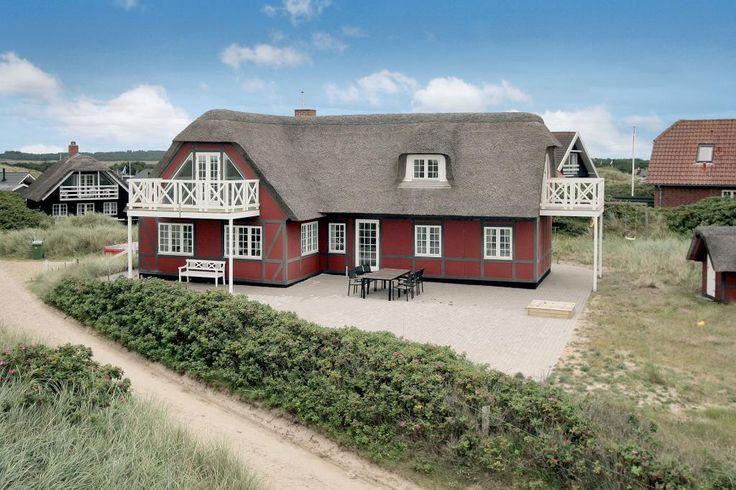 Ferienhaus - 5 Personen - Gyvelvej - Henne Strand - 6854 - Henne Strand - 320-1412 - Ferienhaus Suche - Ferienhausseite-Daenemark.de