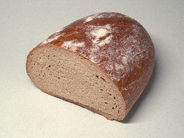 This easy recipe for Lithuanian dark rye bread (rugine duona) is a dense loaf that requires no sourdough starter.