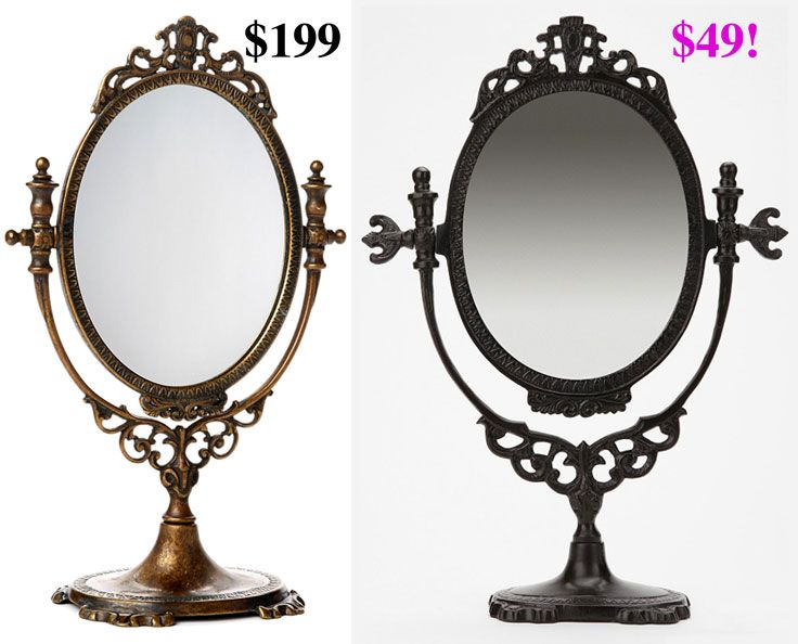 17 best images about decor mirror mirror on pinterest for Decorative mirrors for less