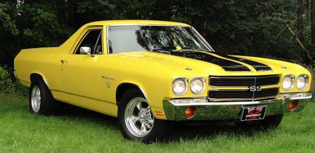 1970 El Camino Aftermarket Paint Wagon Amp El Camio Pinterest El Camino Chevrolet El