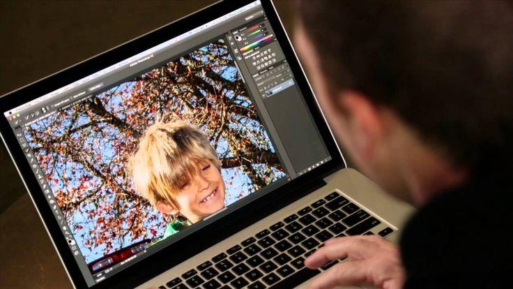 Photoshop Playbook:  Добавление людей на фон Adding People to Images