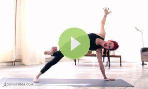 10-Minute Weight Loss Yoga with Sadie Nardini (VIDEO)