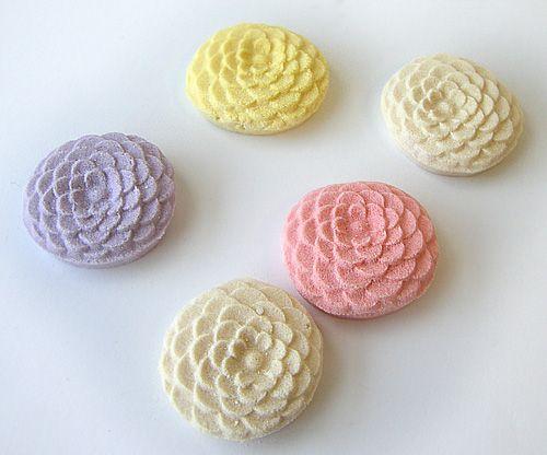 Japanese sweets, Wagashi, Higashi