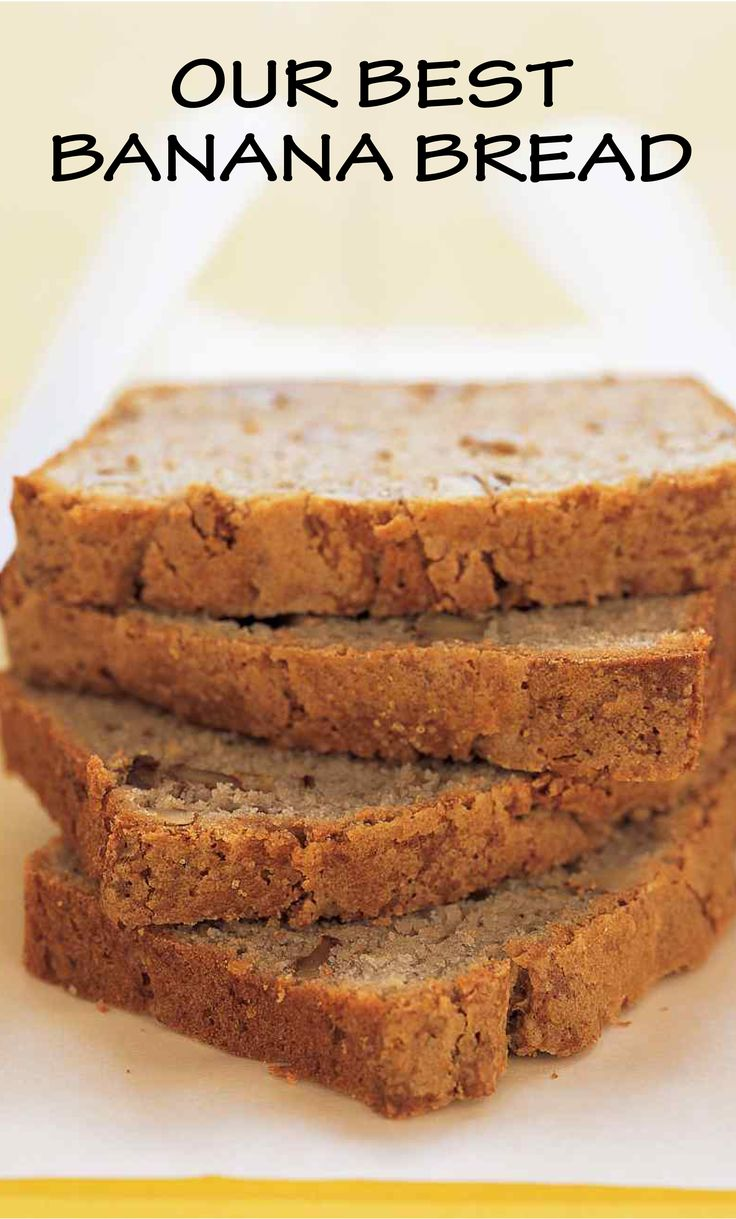 Best 25 banana bread martha stewart ideas on pinterest banana walnut loaf martha stewart living you can toast slices of this all forumfinder Images