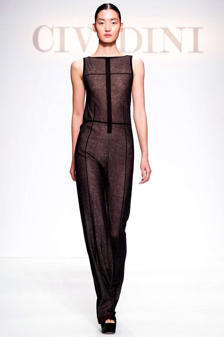 Cividini Spring 2013 RTW Collection - Fashion on TheCut