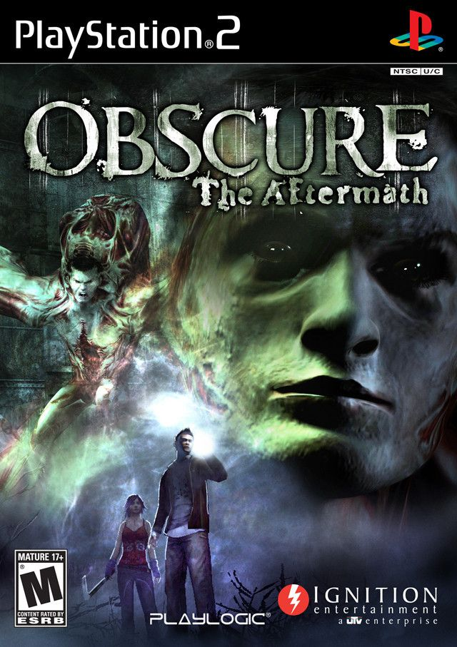 USE CODE TAKE10 and save 10% instantly on all #videogames Obscure The Aftermath (Sony PlayStation 2, 2008) #deals #playstation #gamersunite