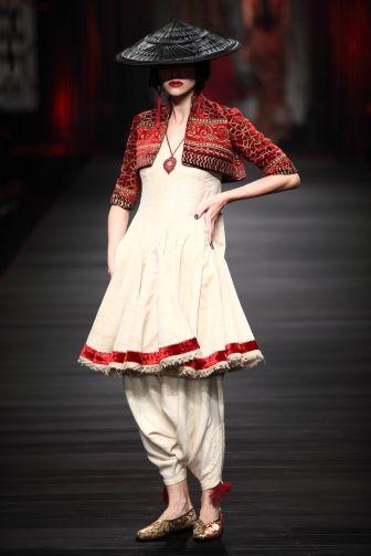 Tarun Tahiliani A/W 2011                                                                                                                                                                                 More