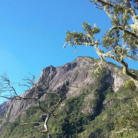 Raung Mountain
