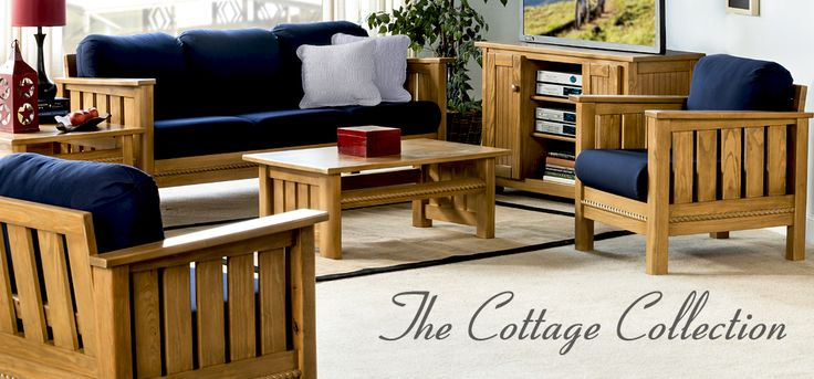 This End Up Furniture Co. introduces The Cottage Collection!