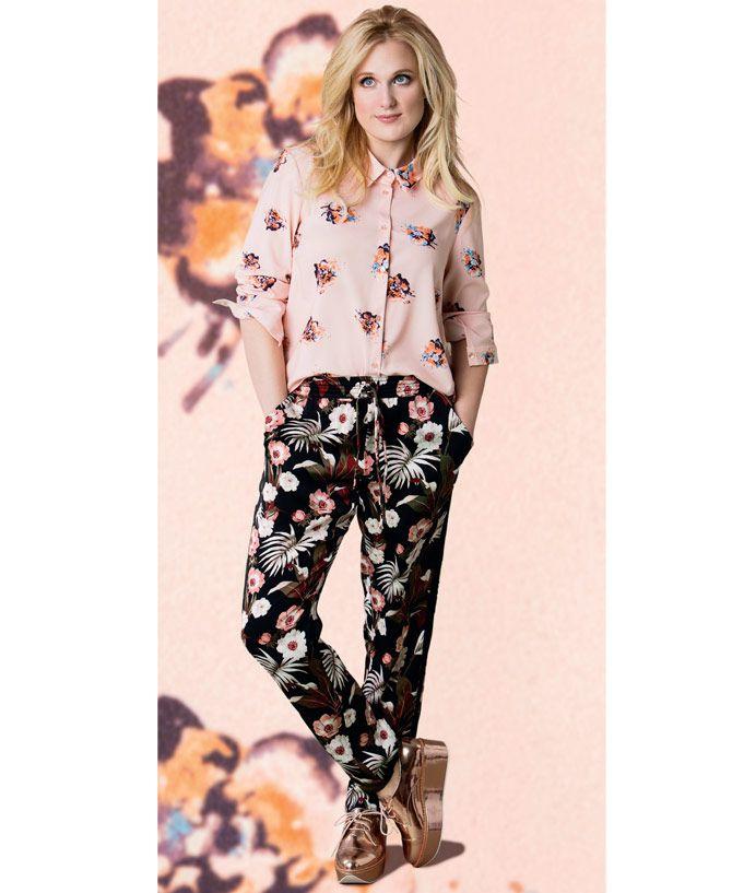 Shopping mode fleurie du printemps avec Marie Soleil Dion | Véronique Cloutier