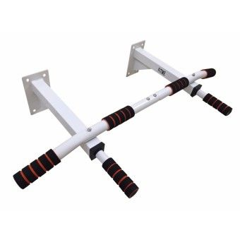 Best Shop FITME Wall Mount Pull Up Chin Up Bar Brilliant White (6 grips)Order in good conditions FITME Wall Mount Pull Up Chin Up Bar Brilliant White (6 grips) ADD TO CART OE702SPAA8486PANMY-17259144 Sports & Outdoors Exercise & Fitness Strength Training Equipment Fitme FITME Wall Mount Pull Up Chin Up Bar Brilliant White (6 grips)