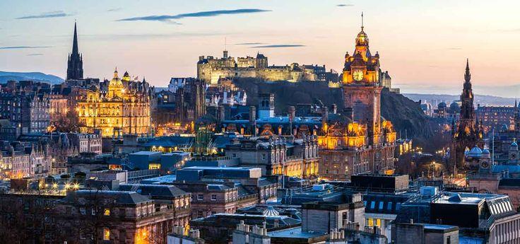 Cheap Edinburgh holidays in 2016 | easyJet Holidays