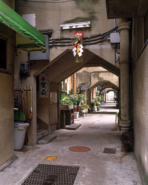 Gallery A4:同潤会の16の試み —近代日本の新しい住まいへの模索—