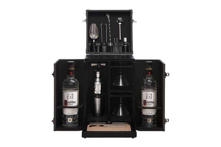 TUMI x Ketel One Vodka Mixology Collection