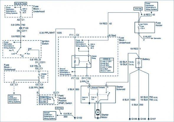 Isuzu Rodeo Fuel Pump Wiring Diagram Di 2020
