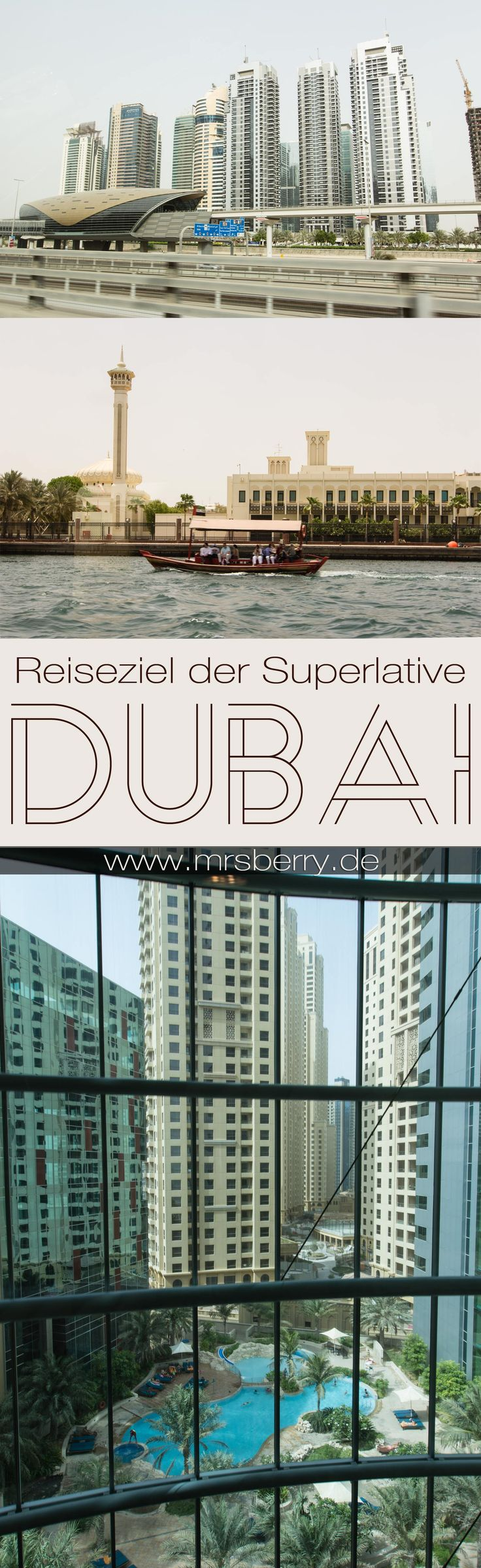 Dubai - Reiseziel der Superlative. Im Blog bekommt ihr Tipps für eure nächste DUBAI REISE - mit oder ohne Kinder.
