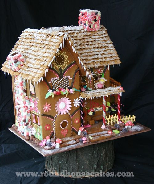 Gingerbread House- something unique