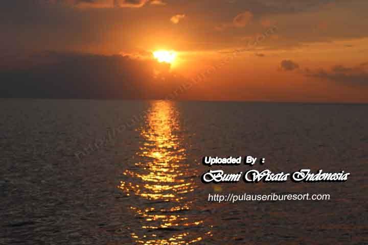 Pulau Putri Sunset Kepulauan Seribu