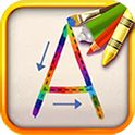 Alphabet Tracer provides endless letter practice worksheets for kids who are learning their ABCs. Instead of spending a fortune in practice workbooks, for $0.99 your kids or grandkids can practice their letter until they are seasoned writers!