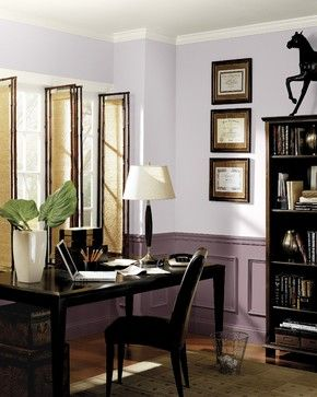 simplicity - Home Office rustic Design Ideas, Pictures, Remodel and Decor