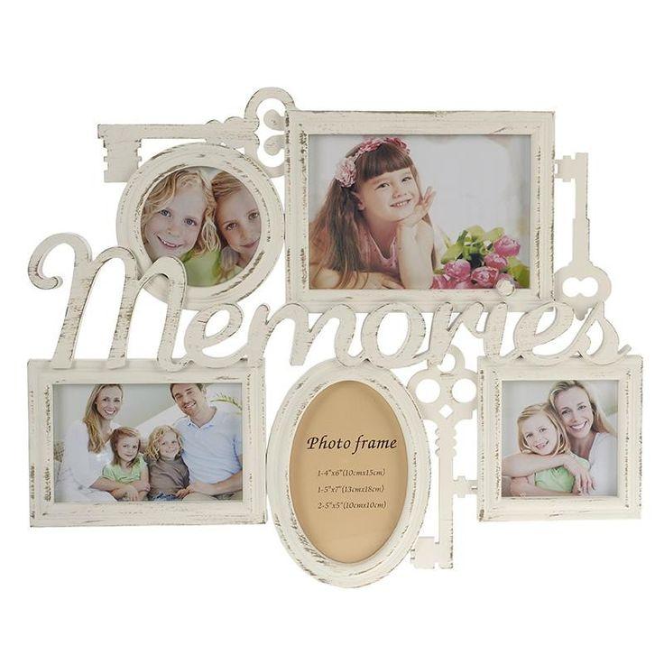 Κορνίζα Τοίχου Memories Αντικέ (5 θέσεων),  Τιμή: €9,80 , http://www.lovedeco.gr/p.Korniza-Toichou-Memories-Antike-5-theseon.892616.html