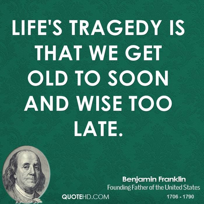 Benjamin Franklin Quote shared from www.quotehd.com