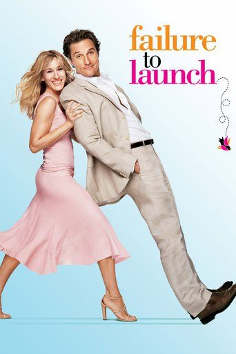 "*Watch!!~ Failure to Launch (2006) FULL MOVIE ""HD""1080p Sub English ☆√ ►► Watch or Download Now Here 《PINTEREST》 ☆√"