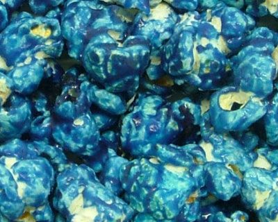 Blueberry | Flavored Popcorn | Gourmet Popcorn | Candied Popcorn