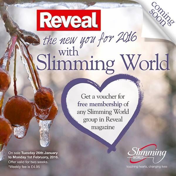 Slimming World voucher