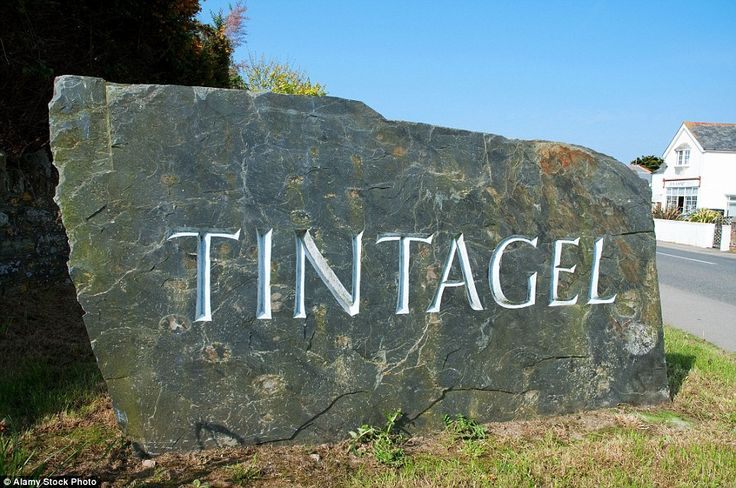 Historians argue that there is no evidence to suggest that King Arthur ever visited Tintagel