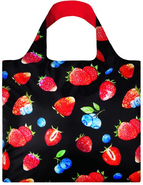 Bag Strawberries | Unique Reusable Bag from PIQ
