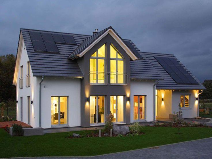 Young & Creative 255 - Einfamilienhaus mit Einliegerwohnung (ELW) / Zweifamilienhaus von Haas Fertigbau GmbH | HausXXL #Mehrgenerationenhaus